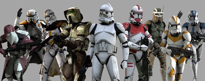 Clone Armor