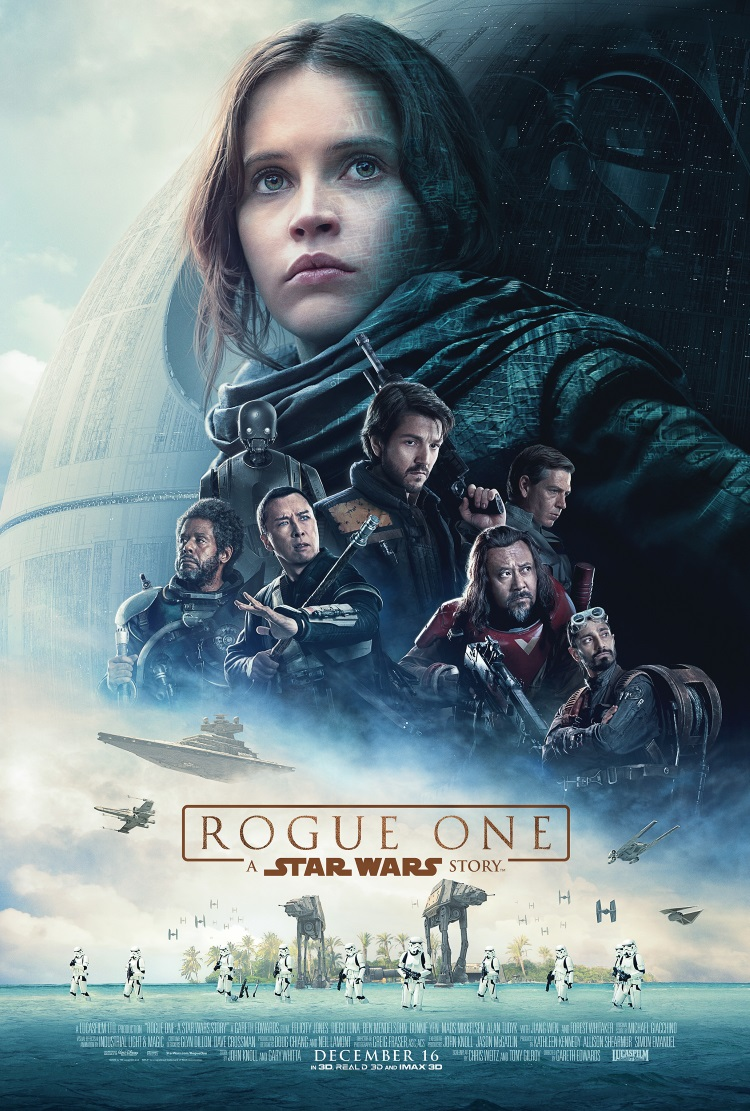 Rogue One Poster Three