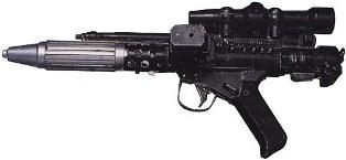 Blasterpistol
