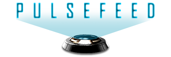 PulseFeed Header