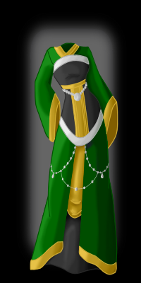 Eunoiaf green jewelry