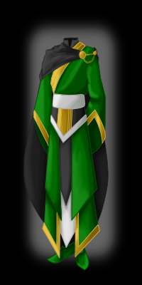 Eunoiam green cape