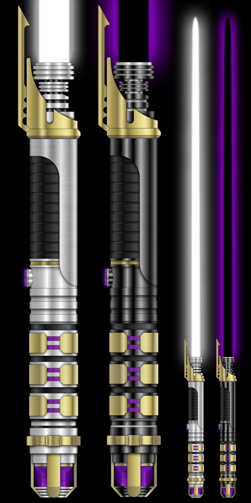 Custom lightsaber 3783